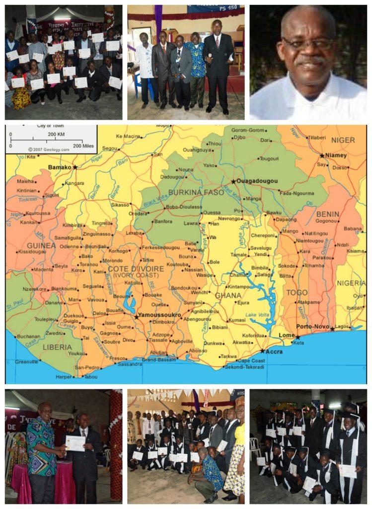 Ivory Coast Collage