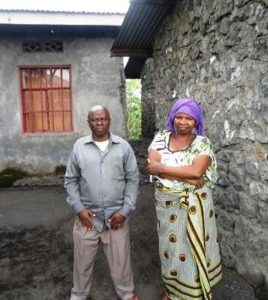 The church planter and his wife who was left for dead.