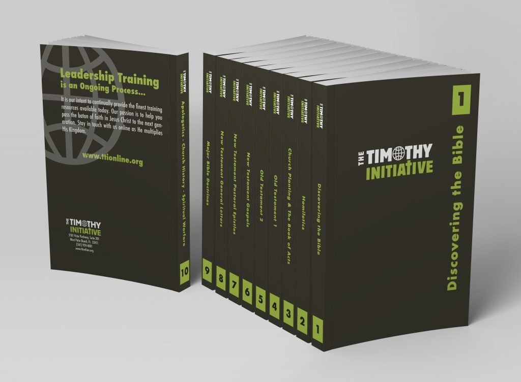 Ten Book Set - The Timothy Initiative