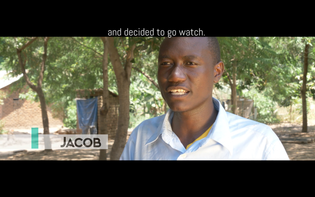 Jacob's Story (video)